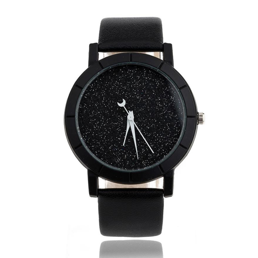 Meteorite Shavings Galaxy Watch (Unisex)