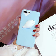 Squishy Cat iPhone Case