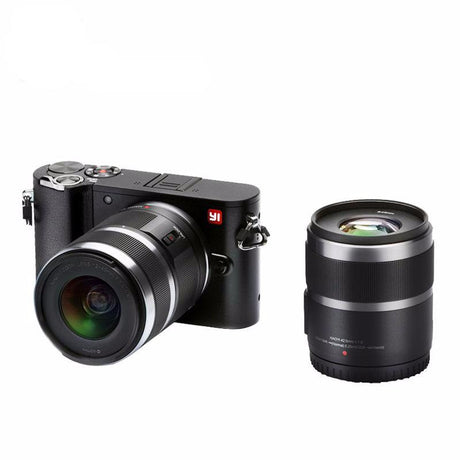 Mirrorless Digital Camera With 12-40mm F3.5-5.6 Lens & Touchscreen LCD - 20MP Video Recorder 720RGB