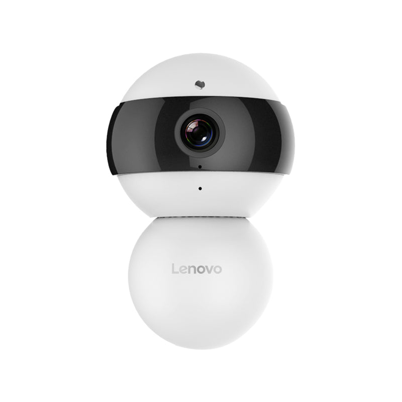 LENOVO Snowman Wireless Security Camera & Baby Monitor with Motion Detection & WiFi