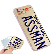 Seinfeld Assman Silicon Phone Case For iPhone