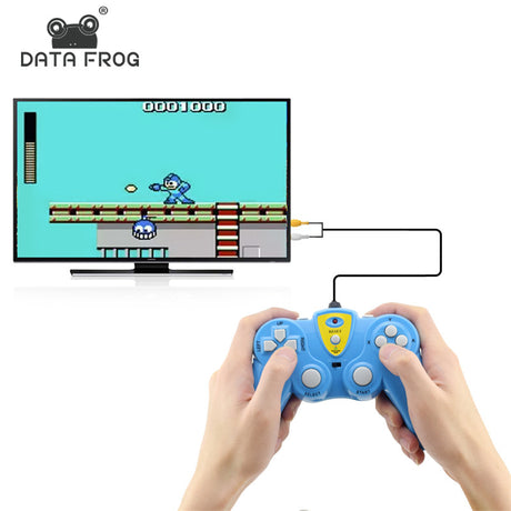 Data Frog 36-in-1 Classic Games Handheld Game Player