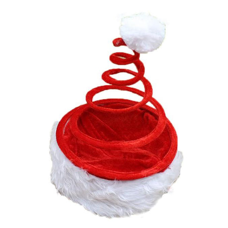 New Christmas Holiday Santa Claus Cap