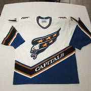 Adam Oates #77 Washington CAPITALS Official Hockey Jersey