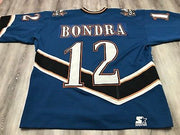 Peter Bondra #12 Washington CAPITALS Official Hockey Jersey