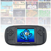 "168-in-1 Portable Game Console - 3.0"" Screen  8-Bit Handheld Console"