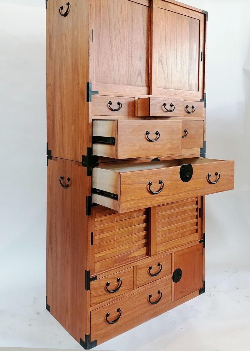 Japanese Style Clothing Chest (KB36)