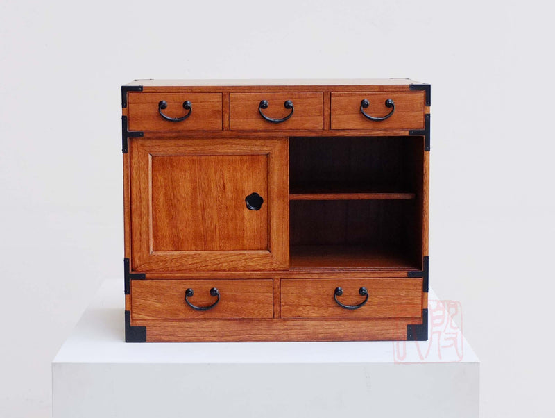 Japanese Style Merchant Chest (KB41)