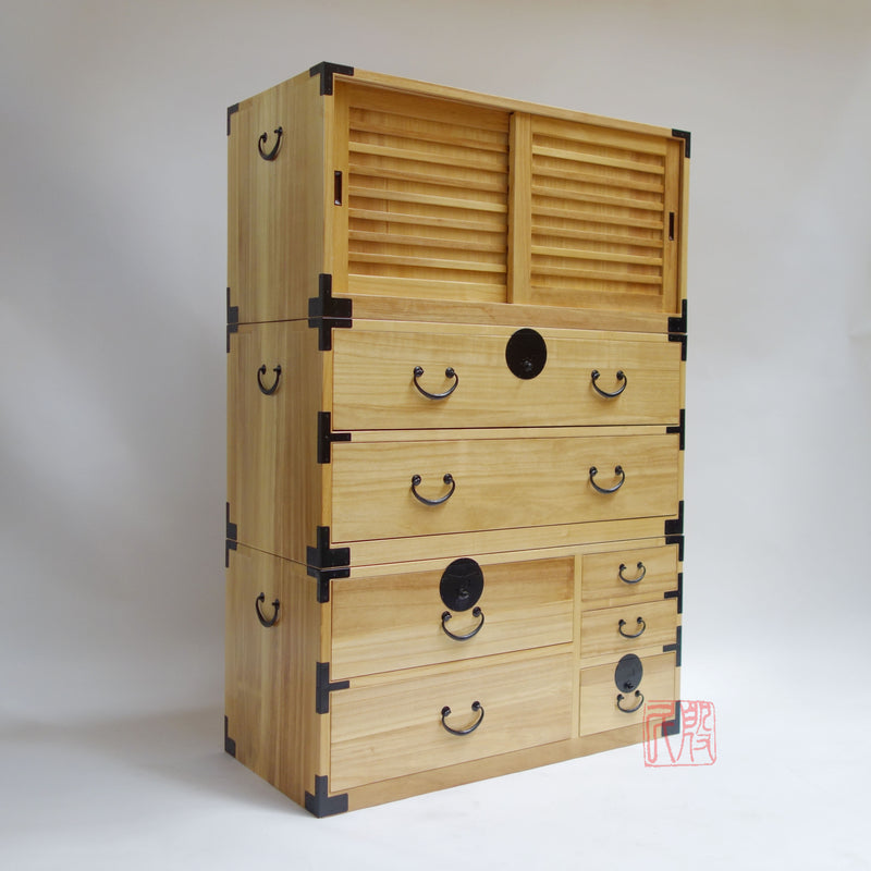 Japanese Style Clothing Chest (KB14)