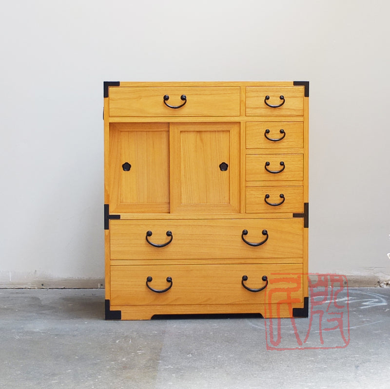 Japanese Style Merchant Chest (KB24)
