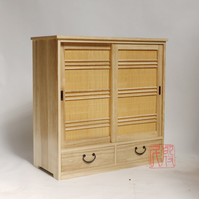 Japanese Style Shoe Chest (KB29)
