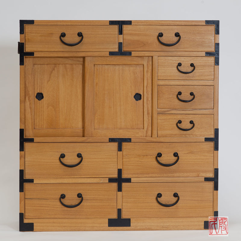 Japanese Style Merchant Chest (KB6)