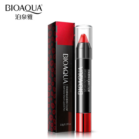 Waterproof Long Lasting Lip Stick Gloss Pencil