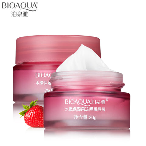Strawberry Lip Sleeping Mask Lips Balm