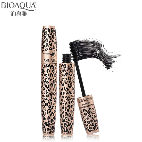 Leopard 3D Black Lengthening Mascara