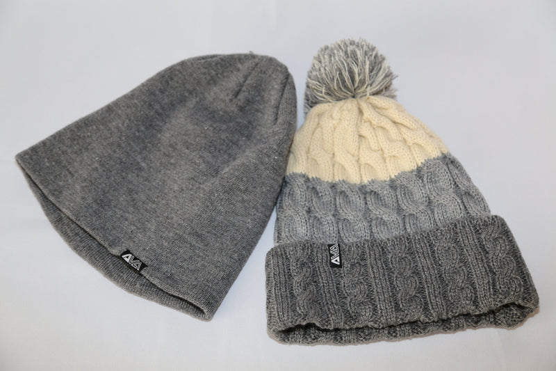 2 woolen bennie's from cravass clothing