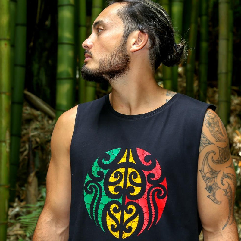 Manu Manu Manu (3 Little birds) - Men's Singlet