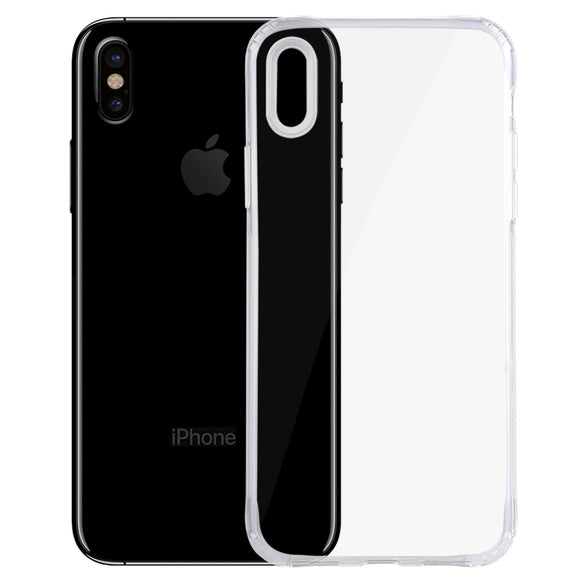 iPhone X Soft Transparent TPU Protective Case - DeltAeon™ Online Store Worldwide Shipping iPhone Cases / Covers - Shopping