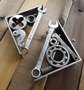 90° Tool and Gear Brackets