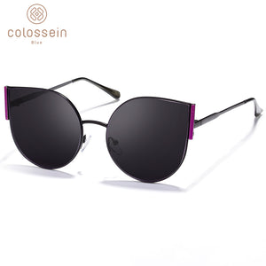 US Warehouse: Women's Luxury Vintage Fashion Cat Eye Polarized Sunglasses. UV400.