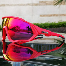 Load image into Gallery viewer, Unisex Polarized Sports Photocromic Cycling Sunglasses