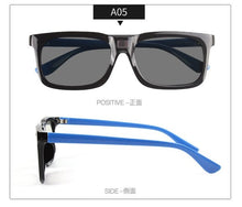 Load image into Gallery viewer, Men's Smart Polarized Photochromic Driving Sunglasses