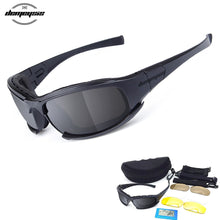 Load image into Gallery viewer, Polarized Tactical Sports Sunglasses. UV400.