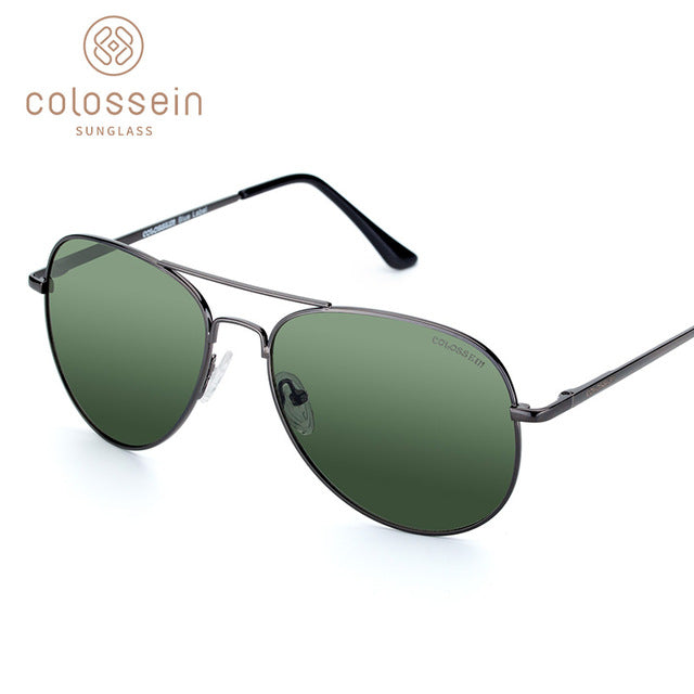 US Warehouse: Unisex Fashion Retro Pilot Sunglasses. UV400.
