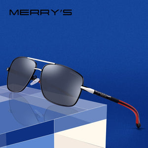 Men's Classic HD Polarized Sunglasses For Driving Aviation Aluminum UV400