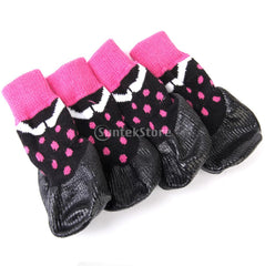 Waterproof Cat Slippers Non-Slip Socks