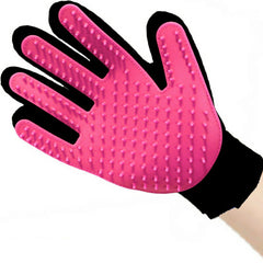 Efficient Gentle Pet Grooming Glove