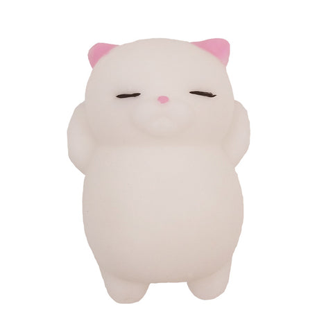 Squishy Sticky Cat Stress Reliever
