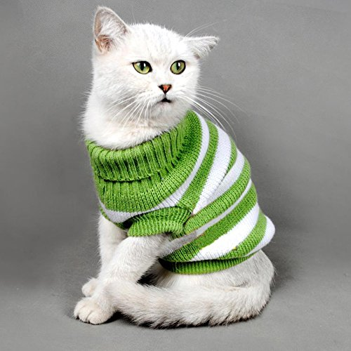 Striped Cat Sweater/Pullover
