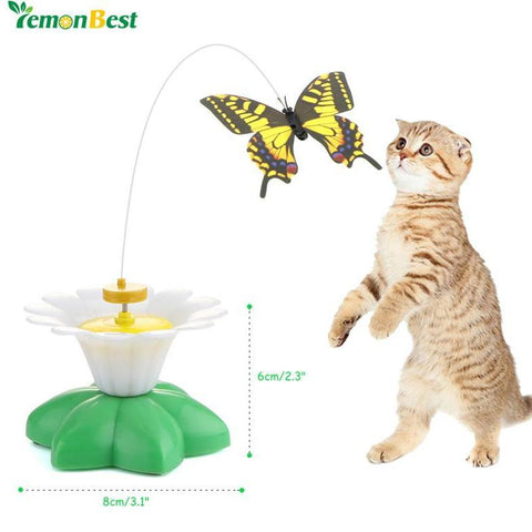 Rotating Butterfly Toy