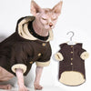 Image of Warm Cat Hoodie/Jacket