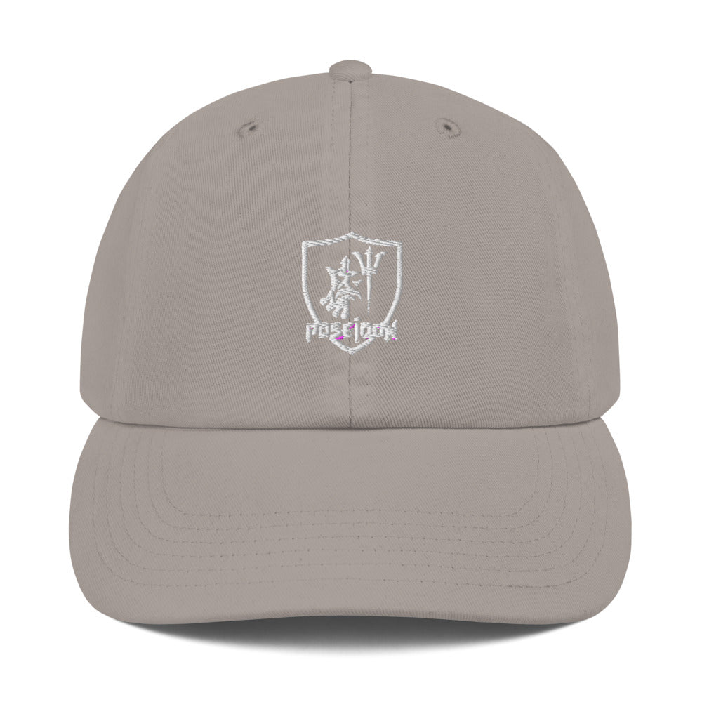 Poseidon's Champion Dad Cap
