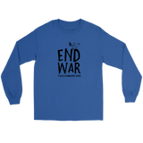 End War Tulsi Long Sleeve T-Shirt