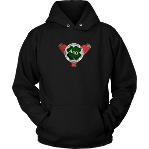 Custom Hoodies (8 Colors to Choose From, Up to 5XL)