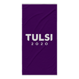 "Tulsi 2020 Beach Towel 30""x 62"" (10 Color Choices)"