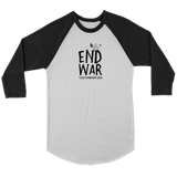 End War Tulsi Unisex 3/4 Raglan