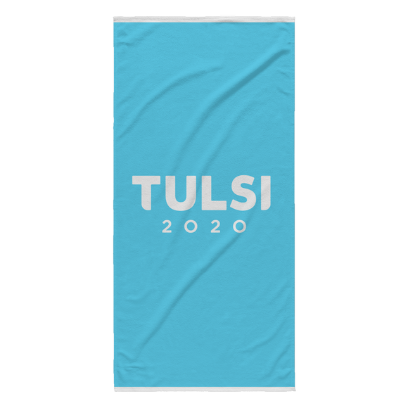 Tulsi 2020 Beach Towel 30