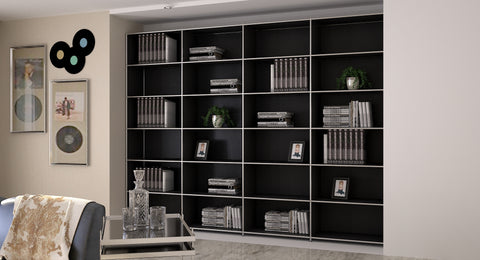 Bookcase Black
