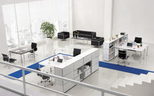 Office Workstations in Collaboration
