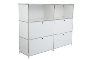 Storage and Filing Cabinets, 4 Drawers, KF-1500H117DR4