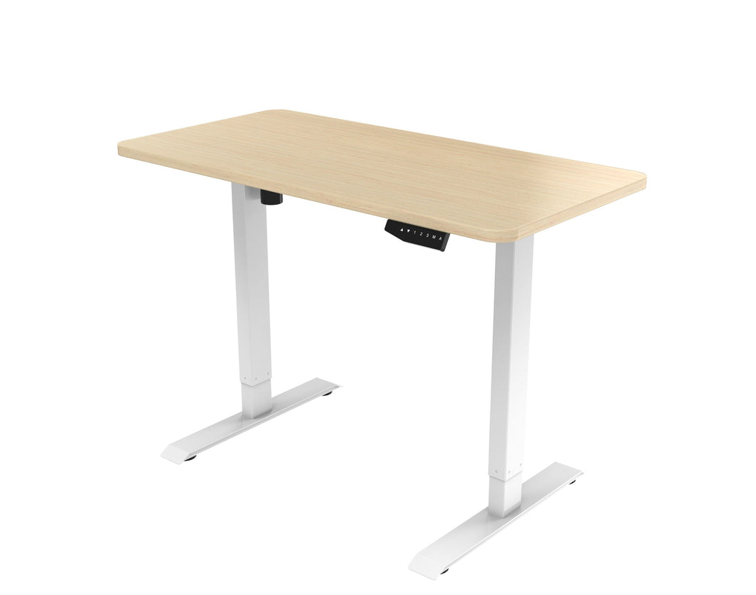 Electric Single Motor Sit Stand Desk ET114E