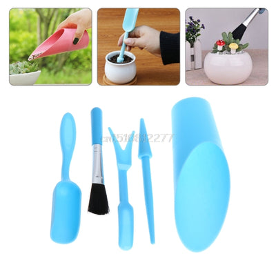 5Pcs Miniature Gardening Tools