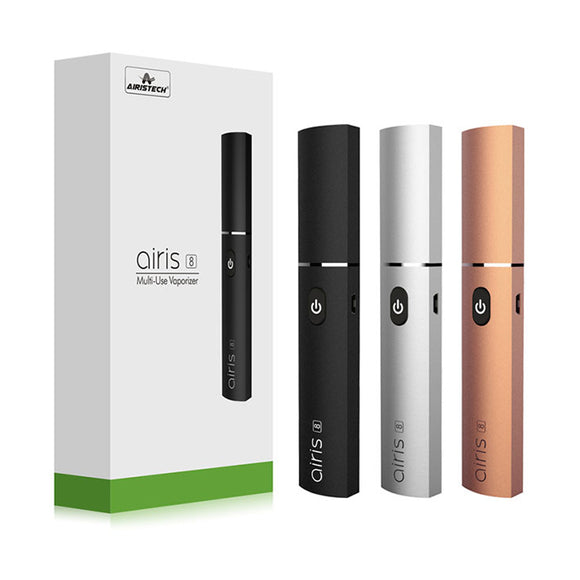 Airis 8 multi use vaporizer