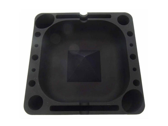 Silicone Ashtray (with slots)