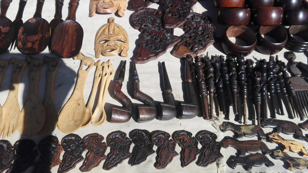 Ornaments handcrafted