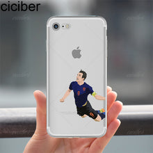 Famous Soccer Stars Iphone Case